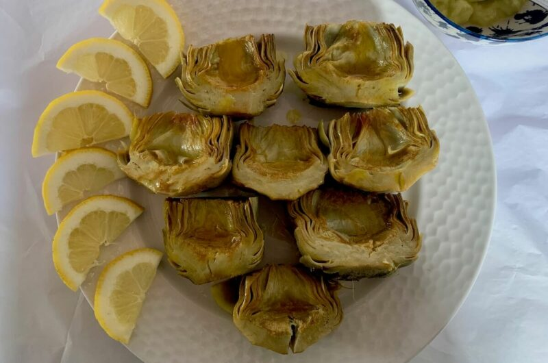 Tasty Recipe for Cooking Artichokes