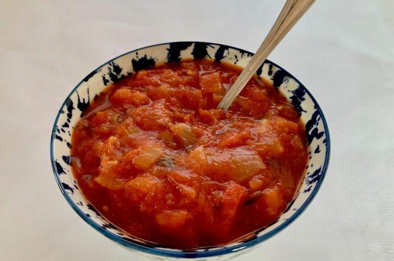 Best Homemade Tomato Sauce Recipe