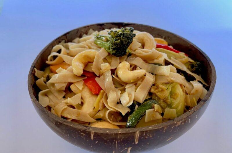 Vegan Noodles Recipe - Bami Goreng