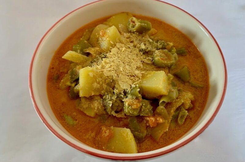 Broad Bean Recipe - Cazuela de Habas
