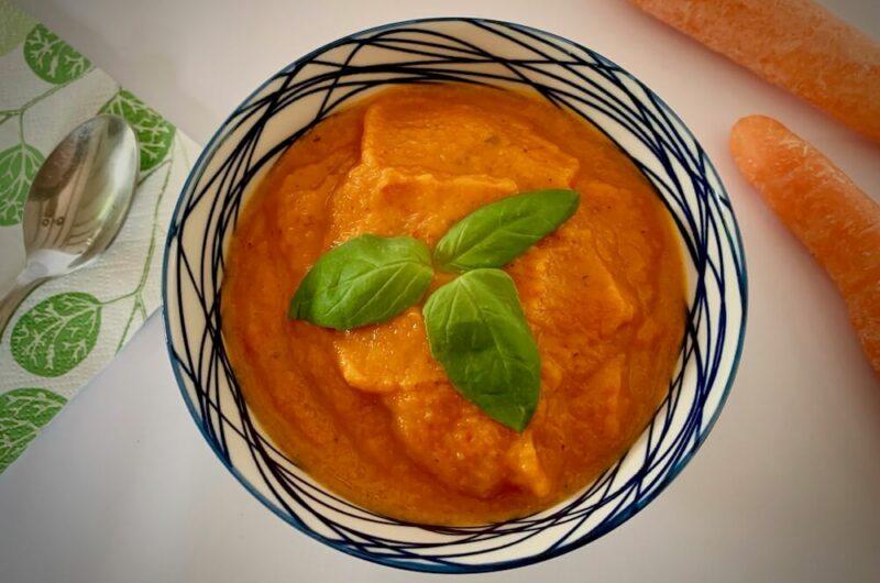 Vegan Carrot Sauce