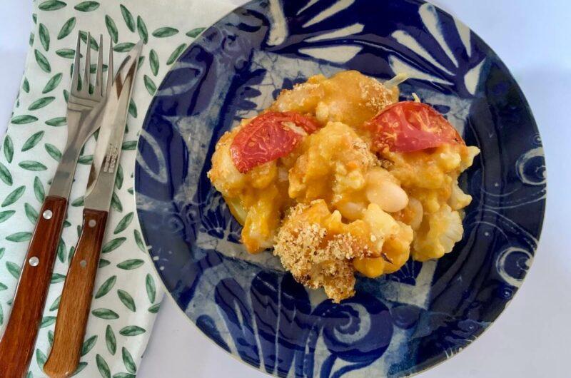 Vegan Cauliflower Cheese Recipe - Gluten Free