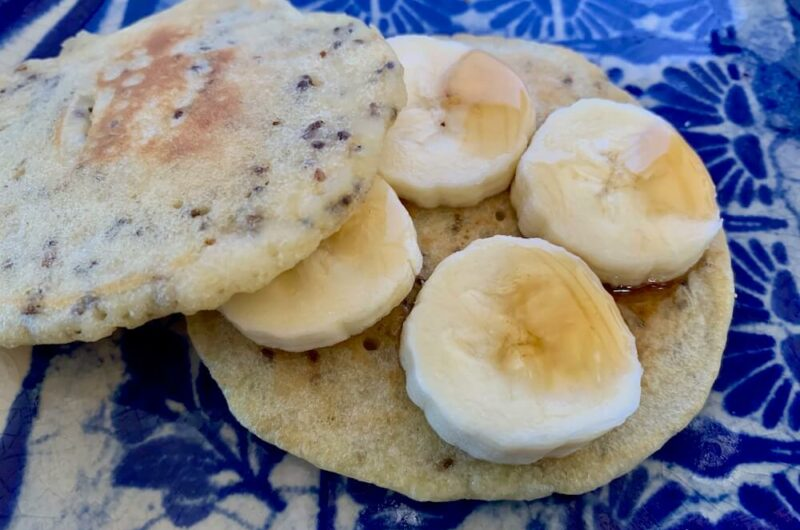 Easy Vegan Gluten Free Pancakes Recipe