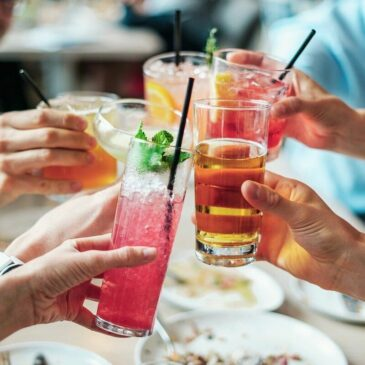 Tips on giving up alcohol